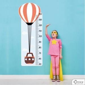 Régua de Crescimento Balão