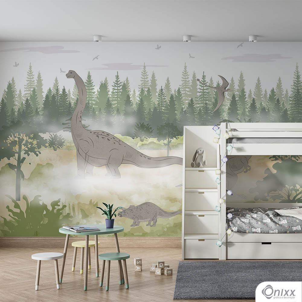 Painel Adesivo Dinossauros