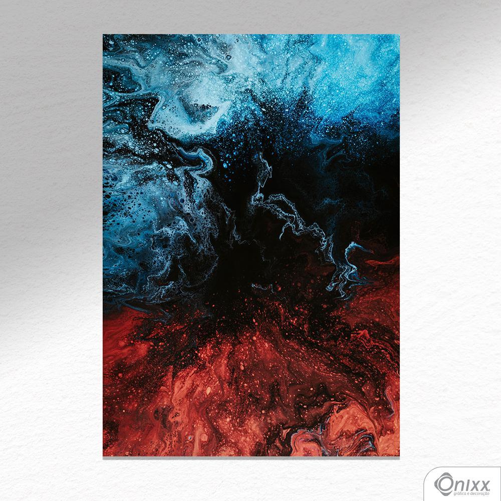 Placa Decorativa Série Color Expressive Colors A4