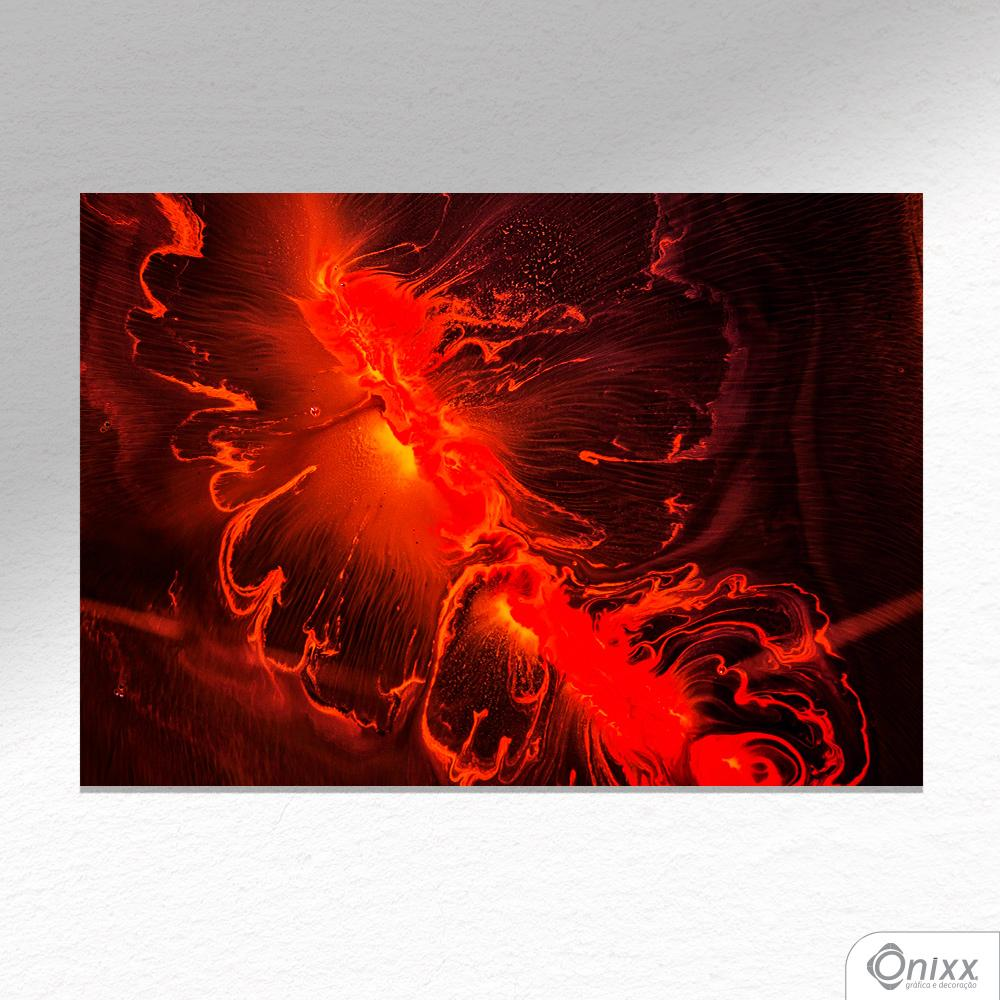 Placa Decorativa Série Color Expressive Colors Magma A4